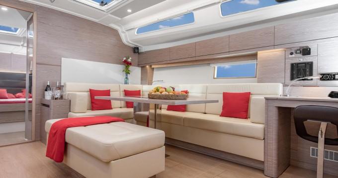 Boat rental Rhodes cheap Hanse 508