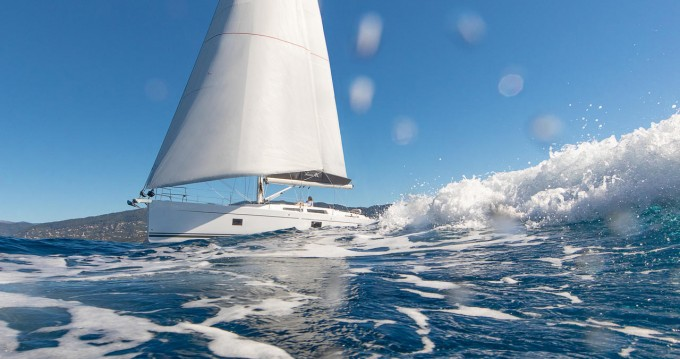 Rental Sailboat in Rhodes - Hanse Hanse 508