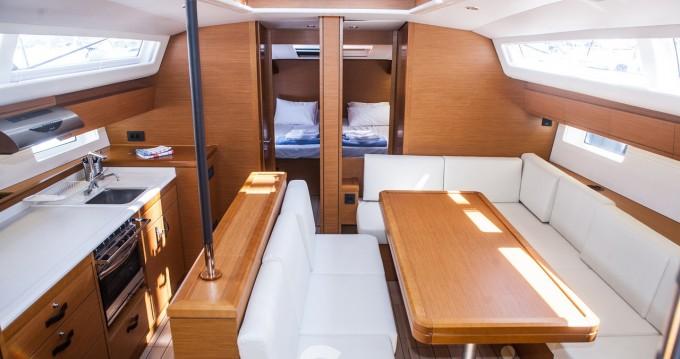 Rental yacht Kos - Jeanneau Jeanneau 54 - 4 + 1 cab. on SamBoat