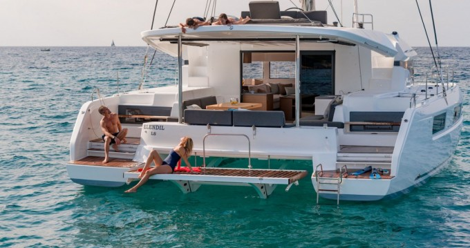 Rental yacht Lefkada (Island) - Lagoon Lagoon 50 on SamBoat
