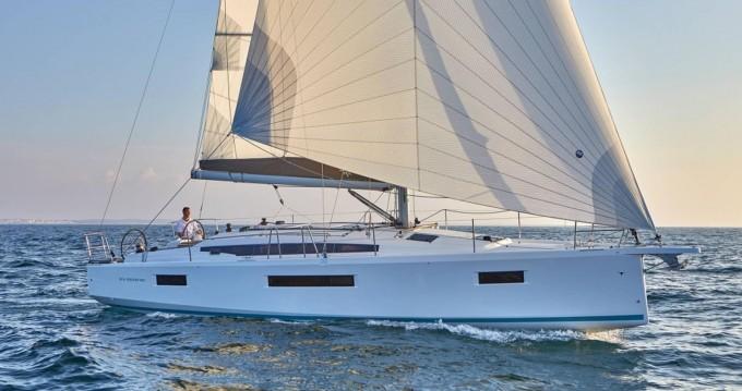 Rental Sailboat in Kos - Jeanneau Sun Odyssey 410