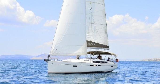 Rent a Jeanneau Sun Odyssey 509 Lefkada (Island)