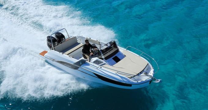 Boat rental Trogir cheap Beneteau Flyer 7.7 Sun Deck - 1 cab.