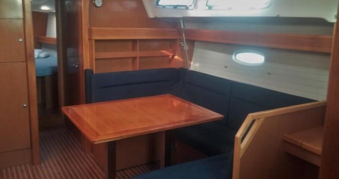 Boat rental Paros Island cheap Bavaria 47 Cruiser