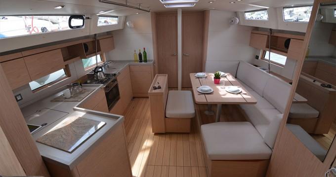 Rental yacht Deme of Volos - Bénéteau Oceanis 46.1 on SamBoat