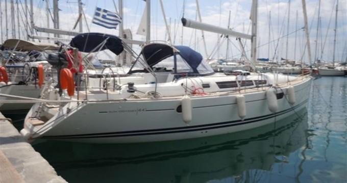 Boat rental Jeanneau Sun Odyssey 42i in Deme of Volos on Samboat