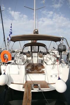 Rent a Jeanneau Sun Odyssey 439 Paros Island