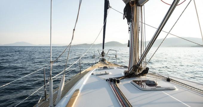 Rental Sailboat in Deme of Volos - Jeanneau Sun Odyssey 42i