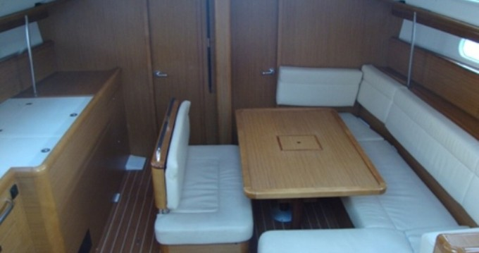Jeanneau Sun Odyssey 42i between personal and professional Deme of Volos