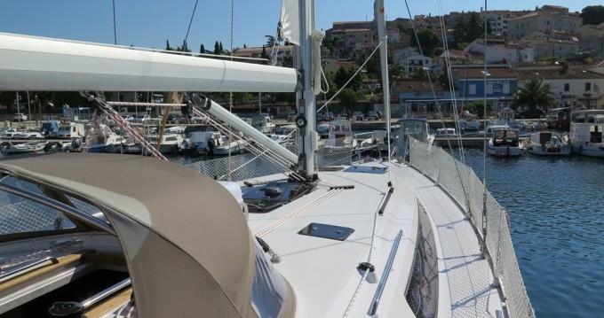 Bavaria Cruiser 46 between personal and professional Vrsar