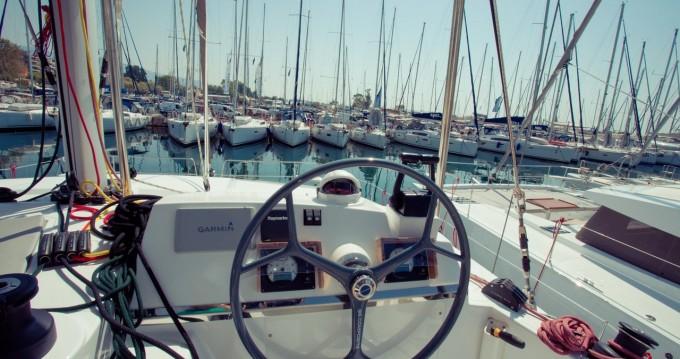 Rental Catamaran in Deme of Volos - Catana Bali 4.0 - 4 + 2 cab.