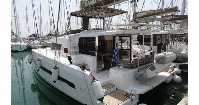Hire Catamaran with or without skipper Catana Kos