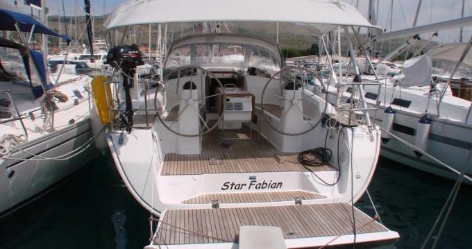 Boat rental Trogir cheap Cruiser 40