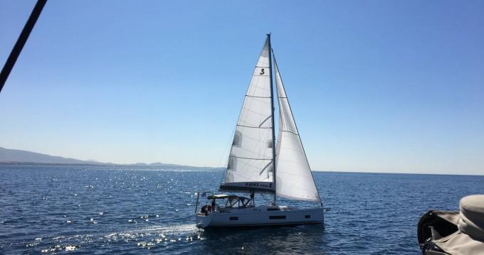 Boat rental Bénéteau Oceanis 46.1 in Kos on Samboat