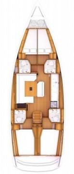 Rental yacht Alimos - Jeanneau Sun Odyssey 469 on SamBoat