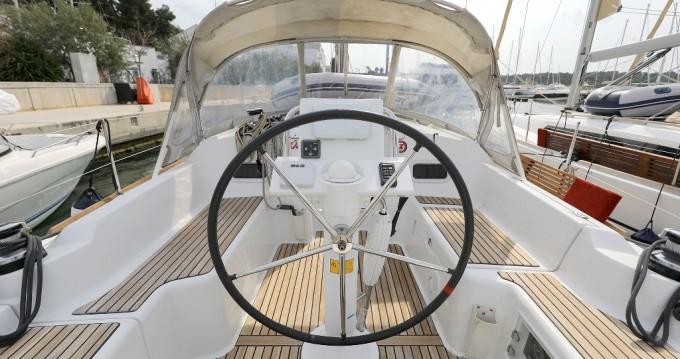 Boat rental Šibenik cheap Oceanis 34