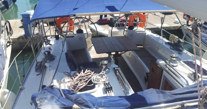 Rent a Bavaria Bavaria 43 Cruiser Lefkada (Island)