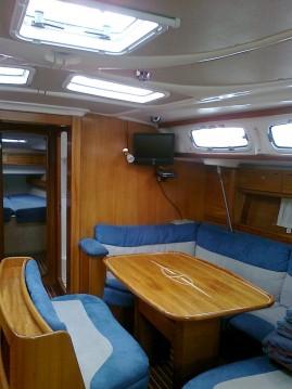 Rental yacht Lefkada (Island) - Bavaria Bavaria 46 Cruiser on SamBoat