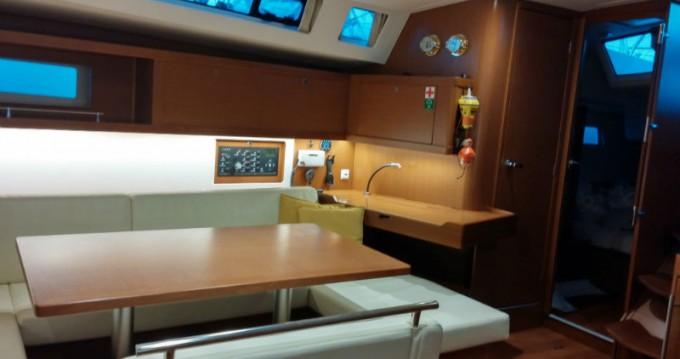 Boat rental Alimos cheap Oceanis 45