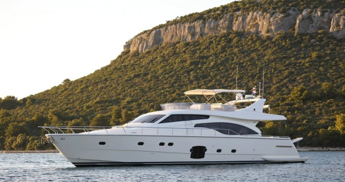 Ferretti Ferretti Yachts 681 between personal and professional Rijeka