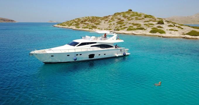 Boat rental Rijeka cheap Ferretti Yachts 681