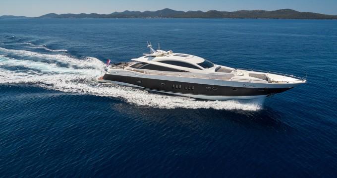 Rental Yacht in Zadar - Sunseeker Sunseeker Predator 108
