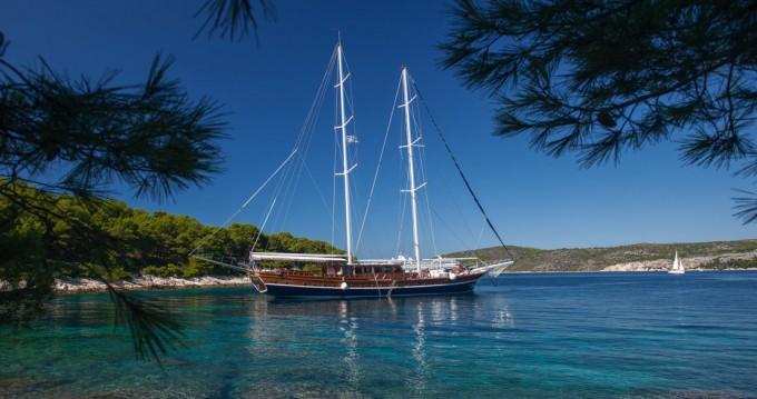 Rental Sailboat Recep Sokman, Turkey with a permit