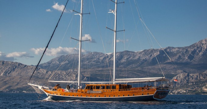 Hire Sailboat with or without skipper Recep Sokman, Turkey Split