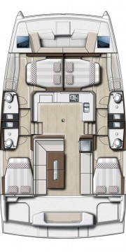 Rental yacht Göcek - Catana Bali Catspace on SamBoat
