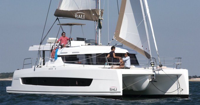 Hire Catamaran with or without skipper Catana Göcek