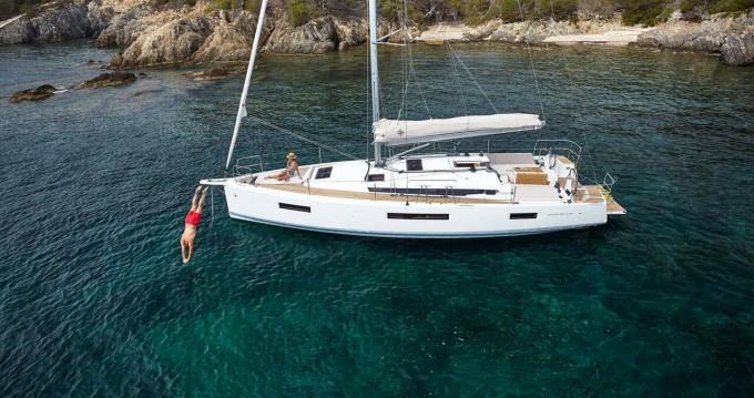 Boat rental Göcek cheap Sun Odyssey 440