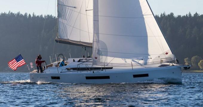 Rental Sailboat in Göcek - Jeanneau Sun Odyssey 440