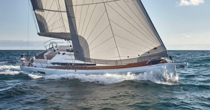 Rental yacht Göcek - Jeanneau Sun Odyssey 440 on SamBoat