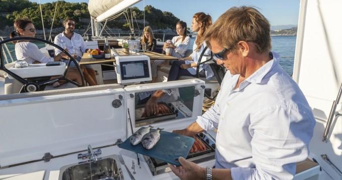 Rental yacht Palma de Mallorca - Dufour Dufour 430 GL on SamBoat