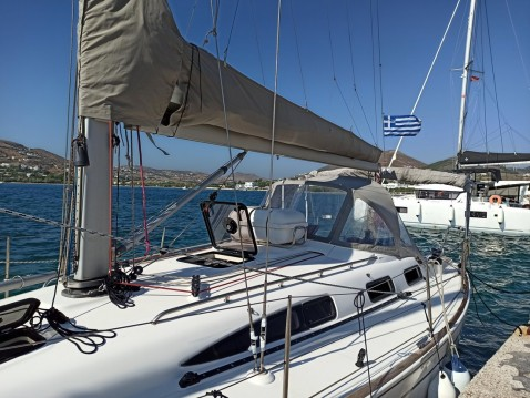 Salona Salona 37 between personal and professional Paros Island