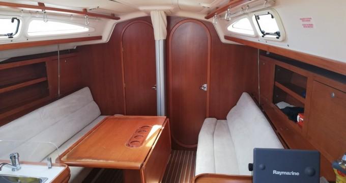 Rental Sailboat in Paros Island - Salona Salona 37
