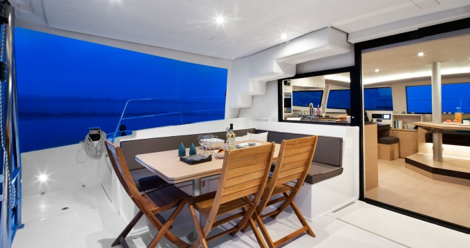 Catana Bali 4.5 - 4 + 2 cab. between personal and professional Cancún