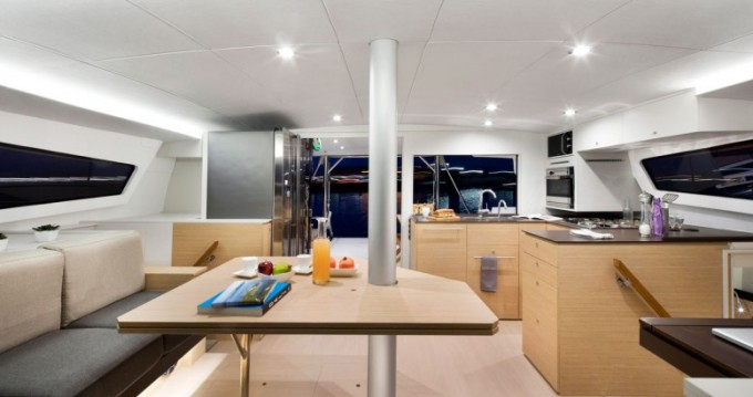 Catamaran for rent Cancún at the best price