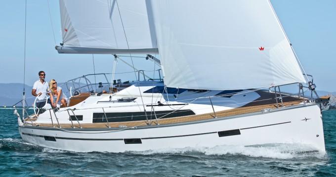 Bavaria Cruiser 37 between personal and professional Lefkada (Island)