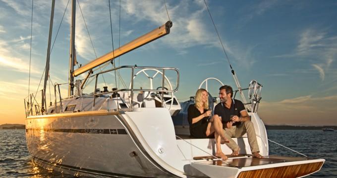 Boat rental Lefkada (Island) cheap Cruiser 37