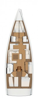 Hire Sailboat with or without skipper Dufour Jolly Harbour
