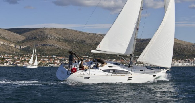 Boat rental Elan Impression 45 in Seget Donji on Samboat