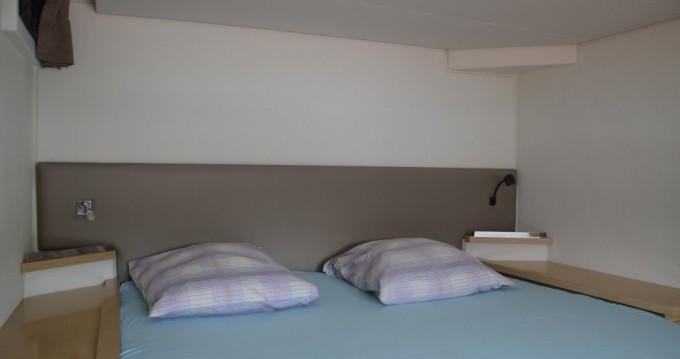 Rental Catamaran in Le Marin - Fountaine Pajot Saba 50