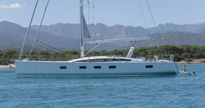Hire Sailboat with or without skipper Jeanneau Saint Thomas