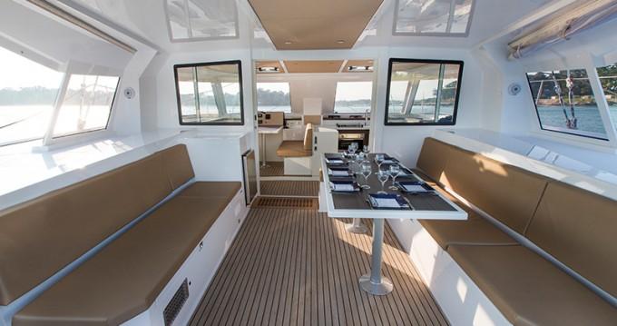 Rental Catamaran in Airlie Beach - Nautitech Nautitech 40