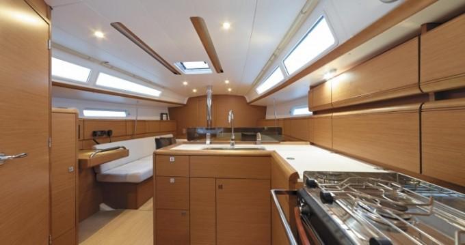 Rental Sailboat in Ajaccio - Jeanneau Sun Odyssey 389