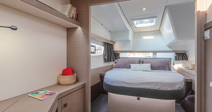 Rental yacht Marsala - Fountaine Pajot Isla 40 on SamBoat