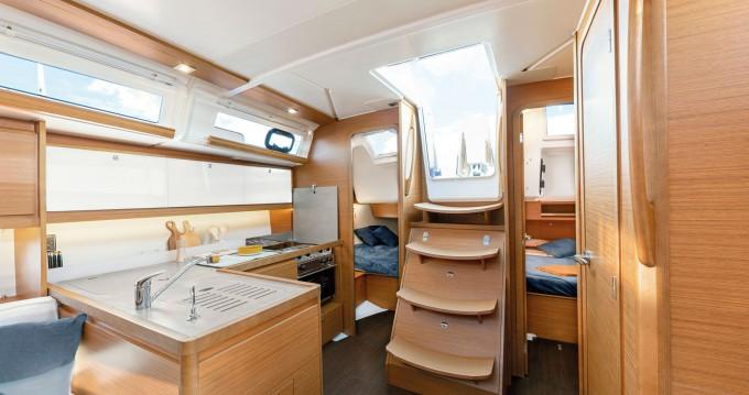 Rental yacht Marsala - Dufour Dufour 390 Grand Large on SamBoat