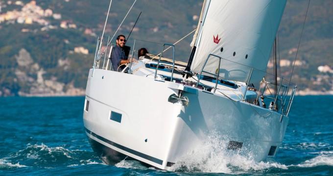 Rental Sailboat in Marsala - Dufour Dufour 390 Grand Large