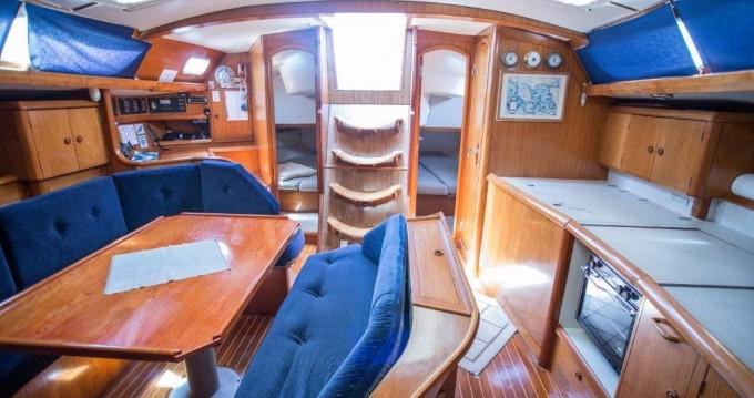 Rental yacht Meljine - Jeanneau Sun Odyssey 45.1 on SamBoat